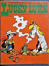 Lucky Luke, journal mensuel N°4, juin 1974