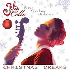 JELA CELLO - CHRISTMAS DREAMS [DIGIPAK] NEW CD