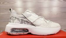 New listing Nike Women's Air Max Viva White Grey Leather Fashion Sneakers DB5269 100 Size 8