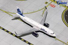 Gemini Jets jetBlue Airways Airbus A320-200S Sharklets N834Jb Gjjbu1547 1/400