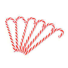 6xXmas Tree Candy Cane Hanging Ornament Decoration Christmas Home Party DecRSPM