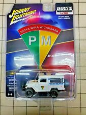 Johnny Lightning Toyota Land Cruiser PM Indonesian Exclusive 1 of 2400 New