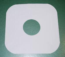 """Inner Sleeves for Album LP 12"""" Records White Paper Lot of One Hundred (100) NEW"""