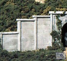 C1158 Woodland Scenics N Gauge Retain Wall Concrete 6 Ea
