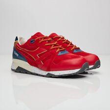 "Diadora N.9000 x UBIQ ""Red Ribbon""..Men 6 or Women 7.5..Made in Italy..MSRP:$200"