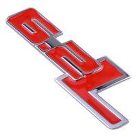 Rot 6.2L Emblem Aufkleber Sticker Auto Badge für Ford F150 Raptor Dodge Mercedes
