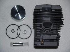 Zylinder und Kolbensatz für Stihl MS310 und MS390 - 47 mm mit Dekoventilöffnung