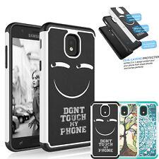 For Samsung Galaxy J3 V 3rd Gen / J3 orbit Shockproof Rubber Phone Case Cover
