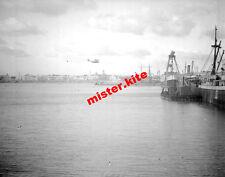 Negativo-Emden-incrociatore Porto-Marine-acqua aereo-BATTAGLIA-nave-ITALIA - 6