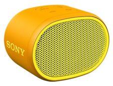 Altavoz bluetooth Sony SRSXB01Y Amarillo