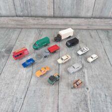 WIKING/ FLEISCHMANN - 1:160 - Fahrzeug Konvolut - 13 Stück #B29828