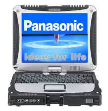 Panasonic Toughbook CF-19  INTEL  CORE I5 1,20Ghz  4Gb  160Gb ►GPS RS232