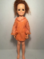 """1969 Ideal Doll, 18"""" Crissy Family Movin Groovin, Vintage"""