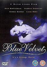 Blue Velvet DVD 2004 Isabella Rossellini, Laura Dern, Dennis Hopper David Lynch
