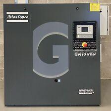 Atlas Copco GA15VSD+ Variable Speed Drive Rotary Screw Compressor, 15 - 88.6Cfm!