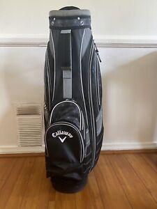 Callaway Solaire 6 Way Golf Bag New
