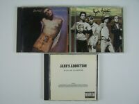 Janes Addiction 3xCD Lot #2