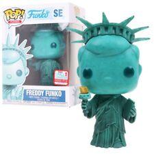 Funko-POP-Statue-Of-Liberty-FREDDY-FUNKO-DONALD-TRUMP-Vinyl-Figure-Kids-Toy-Gift