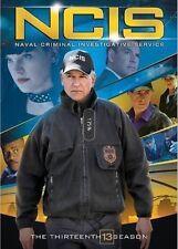 NCIS: The Thirteenth Season 13 (DVD, 2016, 6-Disc Set)
