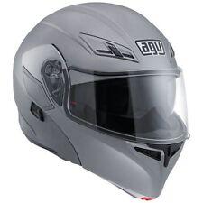 Casco Modulare Da Moto AGV Compact Solid Per Scooter Helmet Motociclismo
