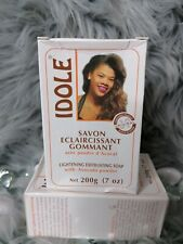 3x Idole whitening Exfoliating Soap With Avocado powder 💯 ORIGINAL