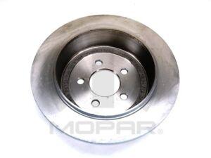 Mopar 52129250AA Rear Disc Brake Rotor