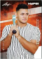 Jasson Dominguez 2019 Leaf HYPE! #26 Just 5000 Made, 25) Rookie Card Lot Yankees