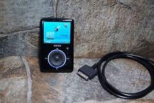 SanDisk Sansa Fuze black( 4 GB ) Digital Media Player