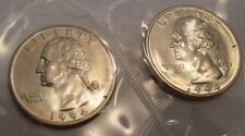 1994 P & D Washington Quarter Coin Set (2 Coins) *MINT CELLO*  **FREE SHIPPING**