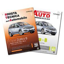 1Manuale tecnico riparazione/manutenzione+1Manuale Diagnosi.Auto Opel Zafira B