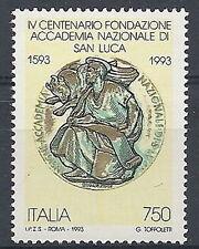 1993 Italy National Academy of San Luca MNH **