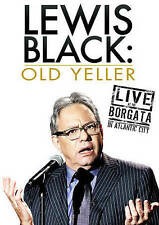 Lewis Black: Old Yeller: Live at the Borgata New DVD! Ships Fast!