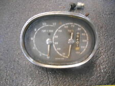 1961 - 1968 Honda CB77E Super Hawk 305 AHRMA Vintage Speedo Speedometer Cluster
