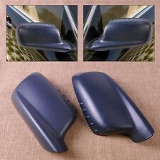 L/R Door Mirror Cover Cap Case Fits BMW E46 E65 E66 330Ci 745i 750i 750Li 760i