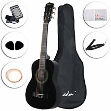 Beginner Classical Guitar Nylon Strings Bundle with Carrying Bag & Accessories