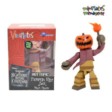 Vinimates Nightmare Before Christmas Glow-in-the-Dark Pumpkin King Hot Topic