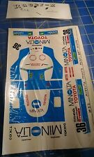 Racer-X #52 Minolta Toyota Decal from Mid-America Naperville