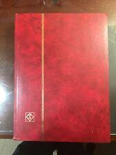 Two Bound Stamp Stockbooks