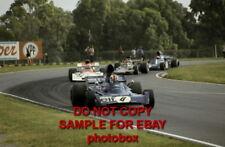Francois Cevert - Exclusive Unpublished PHOTO Ref 096