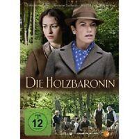 DIE HOLZBARONIN  (CHRISTINE NEUBAUER/HENRIETTE CONFURIUS/+)  DVD  NEU