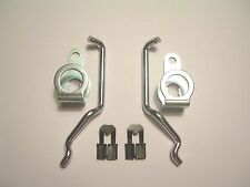 1961-1964 Impala Door Lock Rod with Clip and Pawl Set Door Locks to Latch Rods