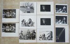 11 Vintage Crosby Stills Nash Vintage Unpublished 11x14 & 8x10 Photos Rare F1