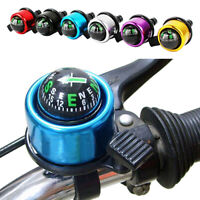 Metal Bicycle Bike Cycling Handlebar Bell Ring Horn Sound Alarm Loud Safety USA