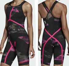 "New listing Adidas sz 18"" Adizero Freestyle Legsuit Tech Swimsuit Knee suit swim compression"