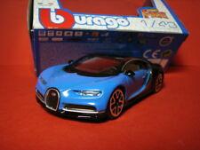 1/43 Bugatti Chiron Coupe 2016 Burago 11720 Made in China