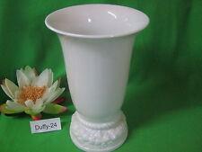 Vase 18 cm Maria weiß von Rosenthal