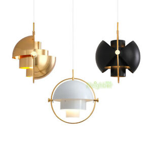 New Modern semicircle Suspension Hanging Pendant Lamp Ceiling Light Chandelier