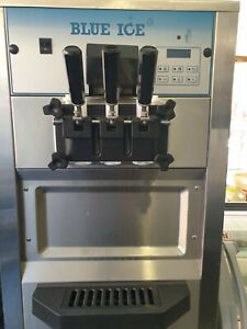 Blue Ice TableTop Ice Cream Machine T29 Excellent Condition | Recently Serviced