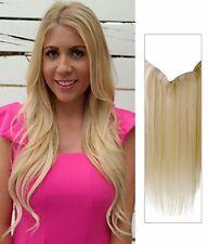 Flip in Hair Extensions*Haaverlängerung mit Gummiband*schonende Haarverlängerung