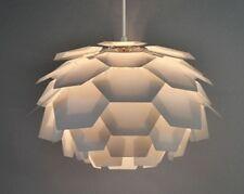 Bianco Moderno Stile Retrò Funky CARCIOFO Soffitto Ciondolo Luce Paralume Luci
